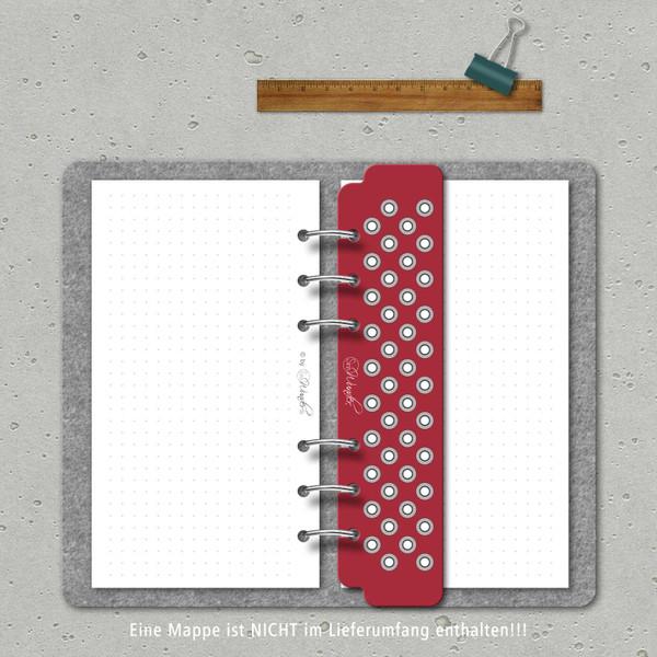 """Seitenmerker """"BasicSinn"""", Din A6 (Personal) – Bild 1"""