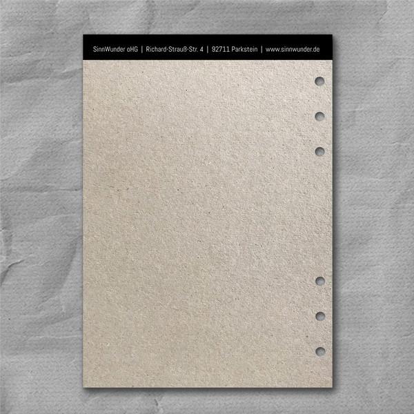 "Notizblock ""ColorMeSinn"" Din A5 – Bild 5"