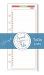 ToDo-Lists HappySinn Personal 001