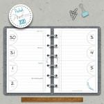 """2020 Wochenkalender """"PureSinn"""" Pocket 001"""