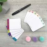 "Notizblock ""TinySinn"" Notes, in 5 Farben 001"