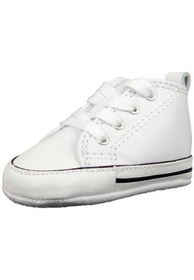Converse Baby Chucks 81229 First Star Weiss – Bild 1