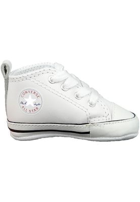 Converse Baby Chucks 81229 First Star Weiss – Bild 2