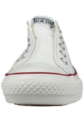 Converse Chucks 1V018 CT AS Slip Optical White Weiss – Bild 2