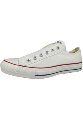 Converse Chucks 1V018 CT AS Slip Optical White Weiss – Bild 5