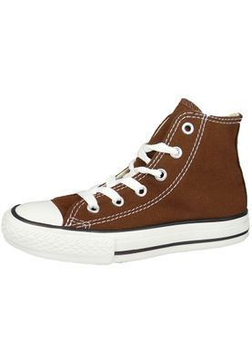 Converse Chucks Kinder 3P626 HI Chocolate Braun – Bild 1