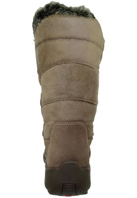 Lackner Womens Winter Boots Winter Boots Spikes 7606 RENATE LS TX OC Taupe Brown Brown – Bild 2