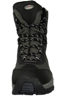 Lackner Womens Winter Boots Winter Boots 7816 ICELAND LS STX / TH Black Gray Black Gray – Bild 2