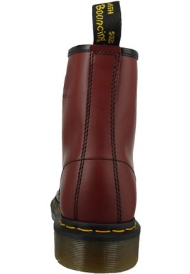DOC DR.MARTENS 1460 Cherry Red Red 8-hole 11822600 – Bild 3