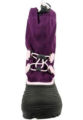 Sorel Kinder Winterstiefel NY1518-505 SUPER TROOPER Gloxinia Violett Lila – Bild 5