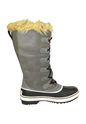 Sorel Women's Winter Boots LL1864-035 ARCTIC TIVOLI HIGH Pewter Gray – Bild 2