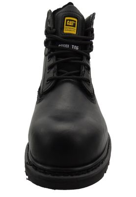 CAT Caterpillar safety shoes Holton SB Black steel toe cap – Bild 3