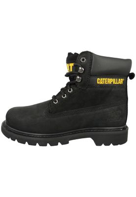 CAT Caterpillar WC44100909 Colorado Herren Boots Stiefel Black Schwarz – Bild 5