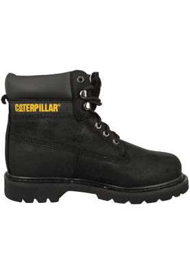 CAT Caterpillar Shoes Colorado Black Black – Bild 6