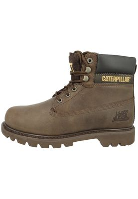 CAT Caterpillar Shoes Colorado Chocolate Brown P710652  – Bild 6