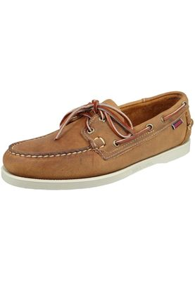 Sebago B72652 DOCKSIDES Brown Braun MEN – Bild 1