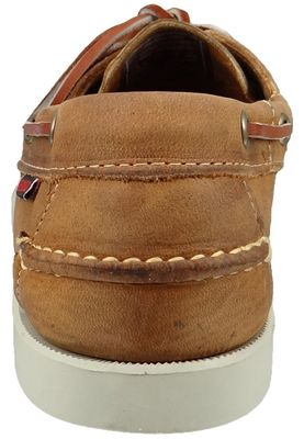 Sebago B72652 DOCKSIDES Brown Brown MEN – Bild 2