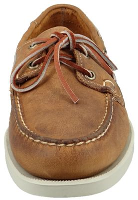 Sebago B72652 DOCKSIDES Brown Brown MEN – Bild 6