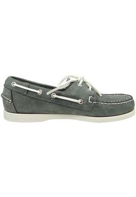 Sebago shoes B72671 DOCKSIDES Smoke MEN Gray – Bild 1