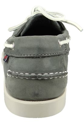 Sebago shoes B72671 DOCKSIDES Smoke MEN Gray – Bild 3
