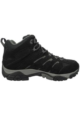 Merrell Schuhe Moab MID GTX Black Schwarz Gore-Tex Hiking - J584597 – Bild 6