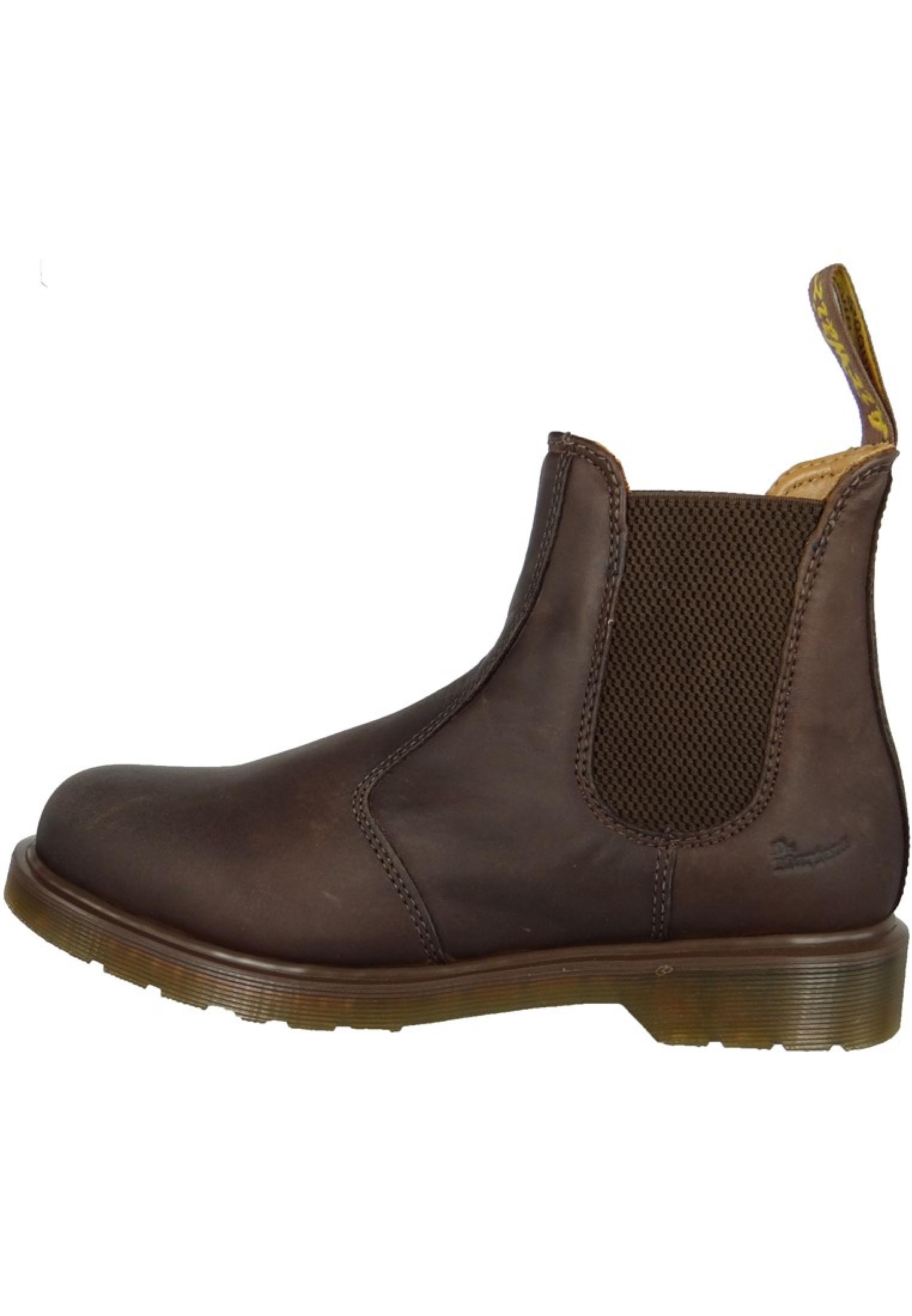 dr martens 2976 chelsea boot gaucho braun wildhorse 11853201 herrenschuhe stiefel boots. Black Bedroom Furniture Sets. Home Design Ideas
