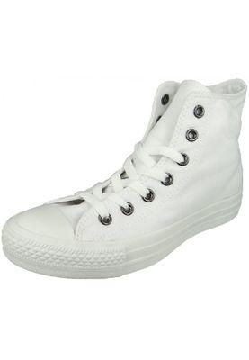 Converse Chucks CT Hi 1U646 White Mono Weiss – Bild 1