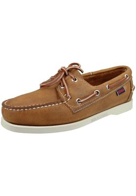 Sebago B58058 Spinnaker Docksides Chocolate Brown – Bild 1
