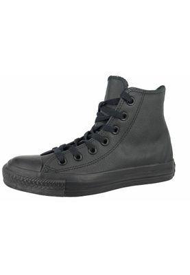 Converse Chucks Chuck Taylor AS HI 135251C The new 1T405 Leather Black – Bild 1