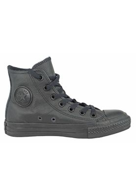 Converse Chucks Chuck Taylor AS HI 135251C The new 1T405 Leather Black – Bild 5