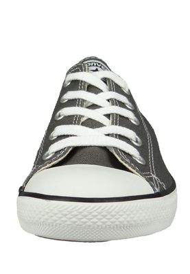 Converse Chucks 532353C AS Dainty OX Tex Charcoal Gray – Bild 4