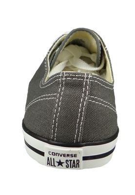 Converse Chucks 532353C AS Dainty OX Tex Charcoal Gray – Bild 5