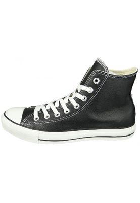 Converse Chucks AS Hi Classic Lea 132170C The new I-Robot 1S581 Leather Black – Bild 2