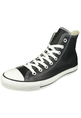 Converse Chucks AS Hi Classic Lea 132170C The new I-Robot 1S581 Leather Black – Bild 1