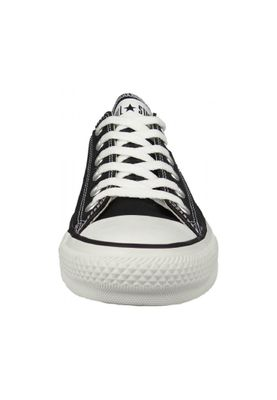 Converse Chucks Leather 132174C CT AS OX Classic Lea Black Black – Bild 2