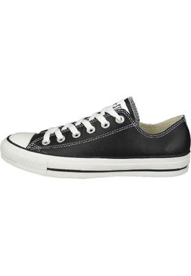Converse Chucks Leder 132174C CT AS OX Classic Lea Black Schwarz – Bild 3