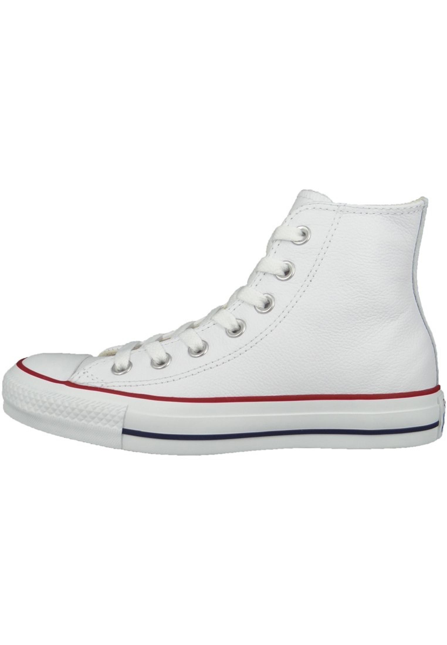 converse chucks leder white wei ct as classic lea 132169c. Black Bedroom Furniture Sets. Home Design Ideas