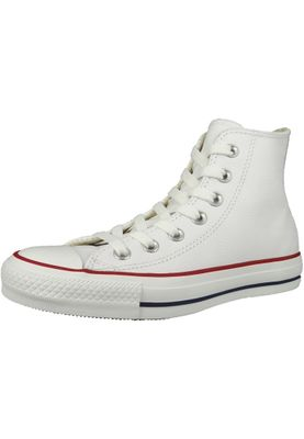 Converse Chucks Leder White Weiß CT AS Classic Lea 132169C – Bild 1
