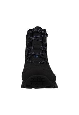 Merrell Damen Winterschuhe Snowbound Mid Waterproof Black Schwarz J55624 – Bild 2