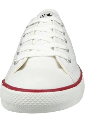 Converse Chucks 537204C AS Dainty Basic OX Tex White White – Bild 4