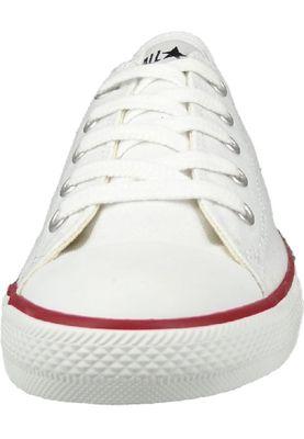 Converse Chucks 537204C AS Dainty Basic OX Tex Weiss White – Bild 4