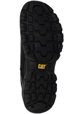 CAT Caterpillar Sicherheitsschuhe Pneumatic P705303 S3 Black Schwarz Stahlkappe – Bild 4