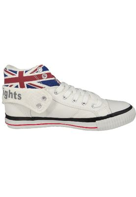 British Knights BK Sneaker ROCO B30-3798 Union Jack White Multi Weiß – Bild 4