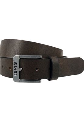 Levis Belt Leather Belt Free Dark Brown Brown 5117-3-29 – Bild 1