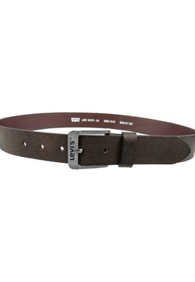 Levis Belt Leather Belt Free Dark Brown Brown 5117-3-29 – Bild 2