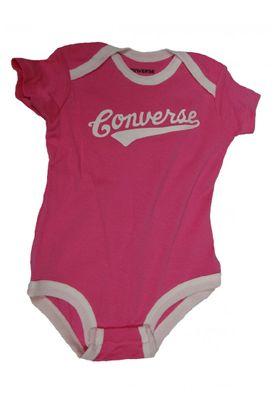 Converse Baby Strampler Mädchen - Baby Bodys 5er Set Geschenkset – Bild 4
