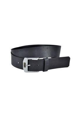 Levis Belt Leather Belt Legend Black Black 219406 – Bild 1