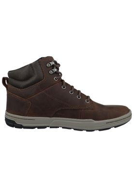 CAT Caterpillar Shoes Colfax Mid P716679 Dark Brown Brown – Bild 7