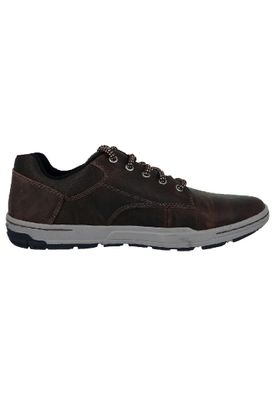 CAT Caterpillar Shoes Apa P716676 Colfax Dark Brown Brown – Bild 4