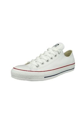 Converse Chucks 132173C AS OX Classic Lea White Leder Weiß – Bild 1